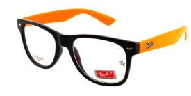 Очки для компьютера Ray Ban оранжевого цвета