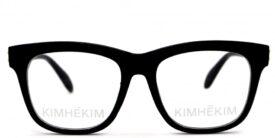 Компьютерные очки черного цвета