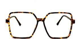 Компьютерные очки леопардового цвета